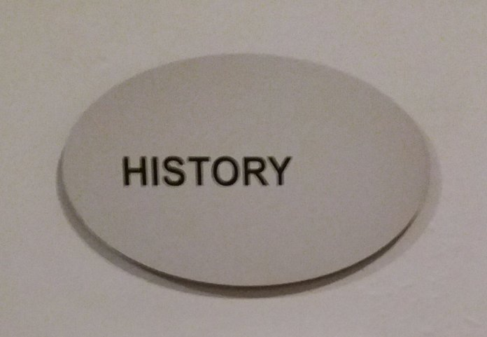 Room name plaque