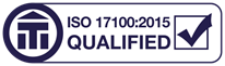 ISO Qualified Status Logo