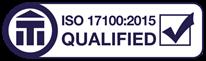 ISO Qualified Status Logo